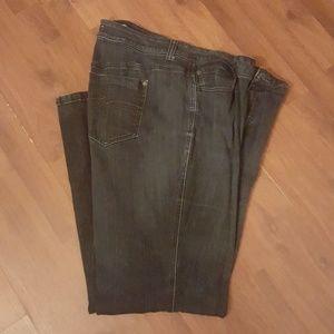 DKNY SOHO Plus Size 22 Jeans